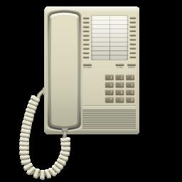 black phone png image