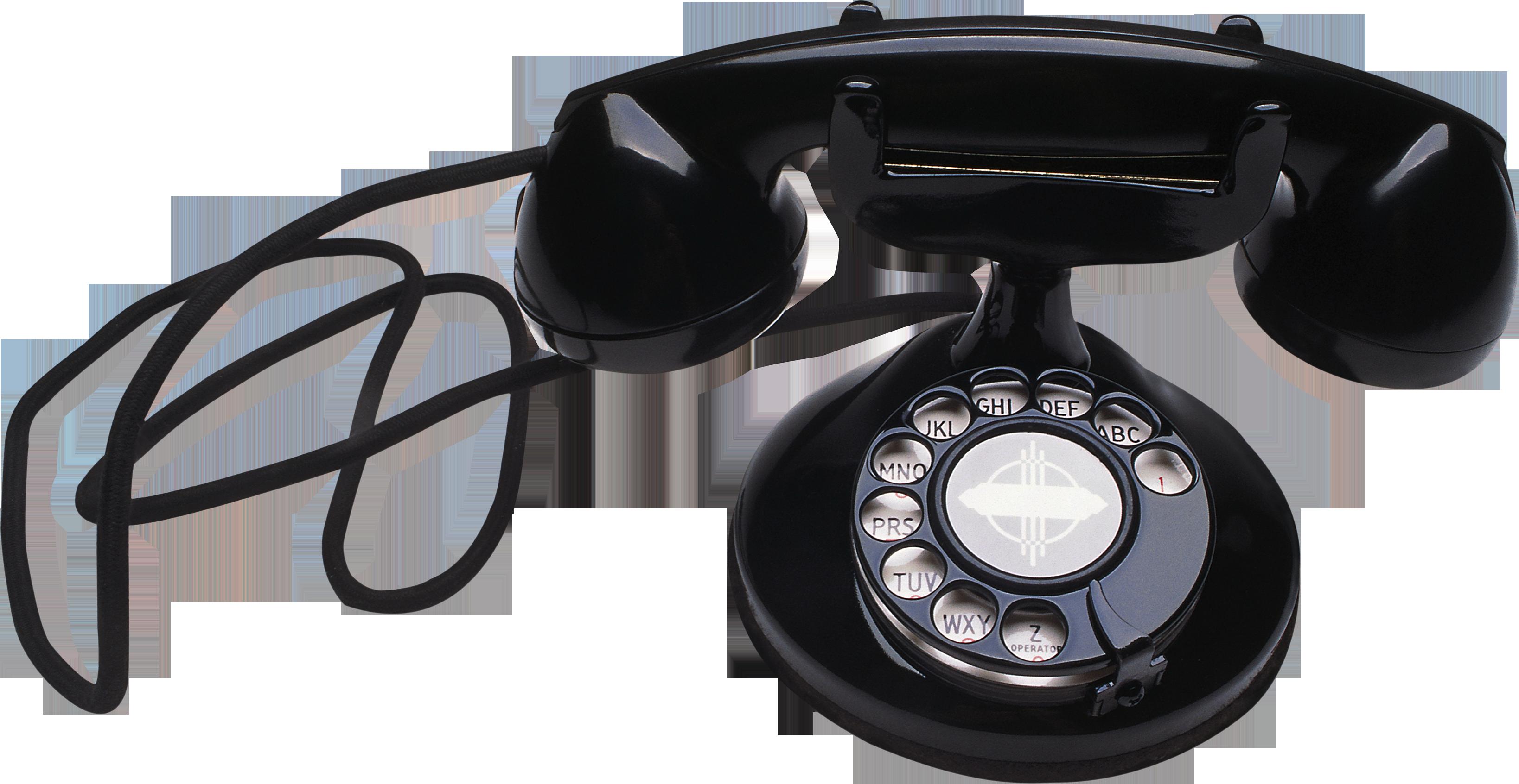 Старый телефон PNG