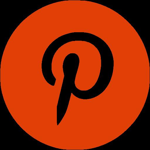Pinterest логотип PNG