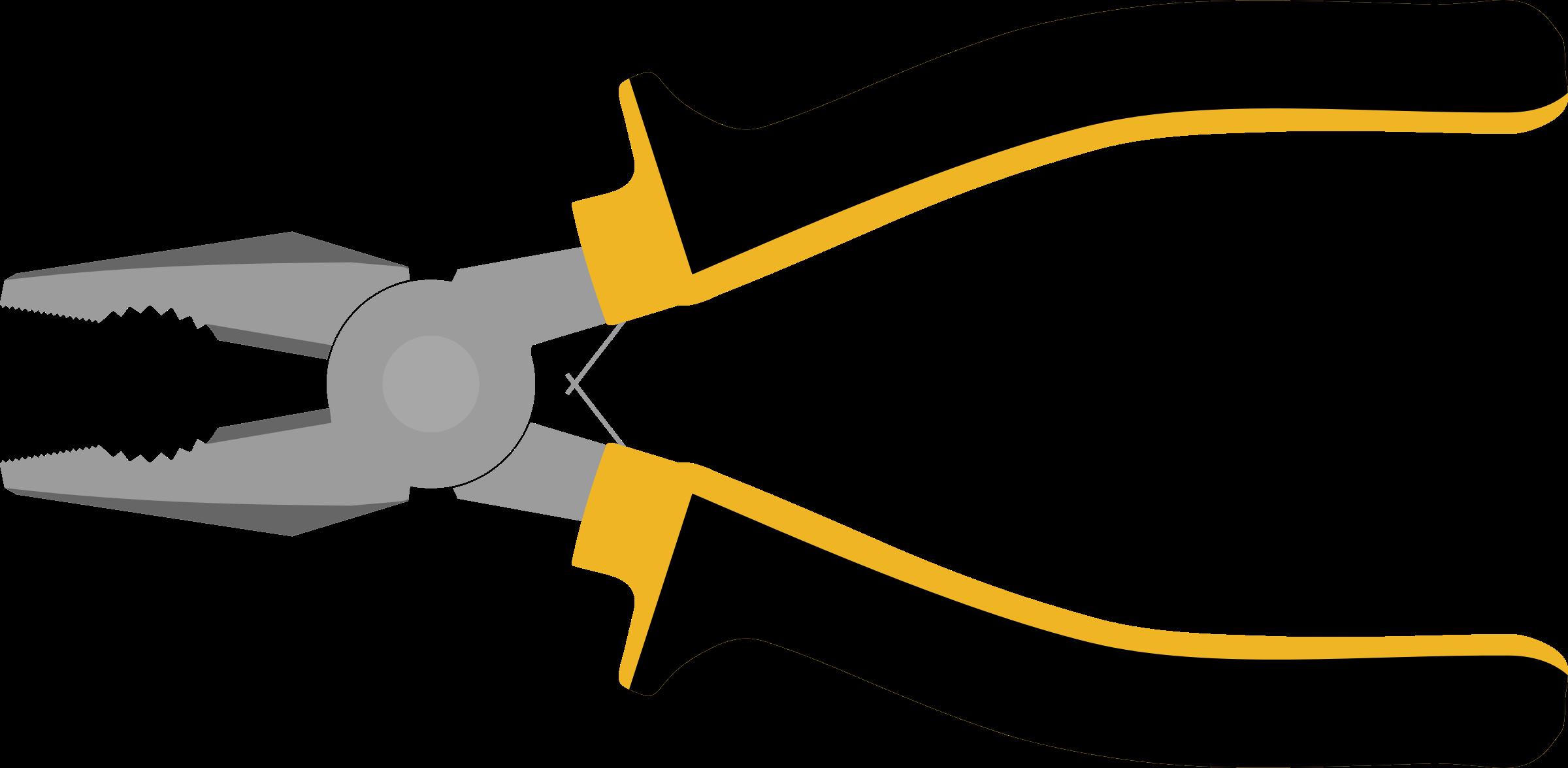 Плоскогубцы PNG фото