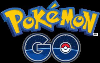 Покемон лого PNG