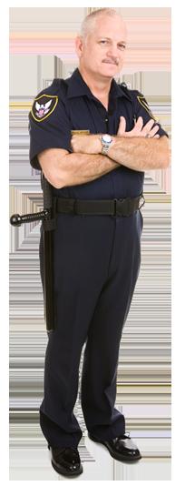 Полицейский PNG