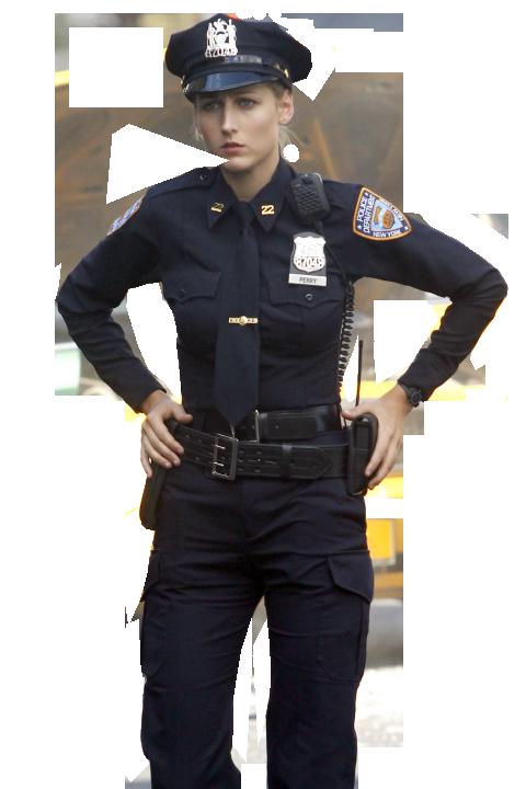 Полицейский костюм PNG