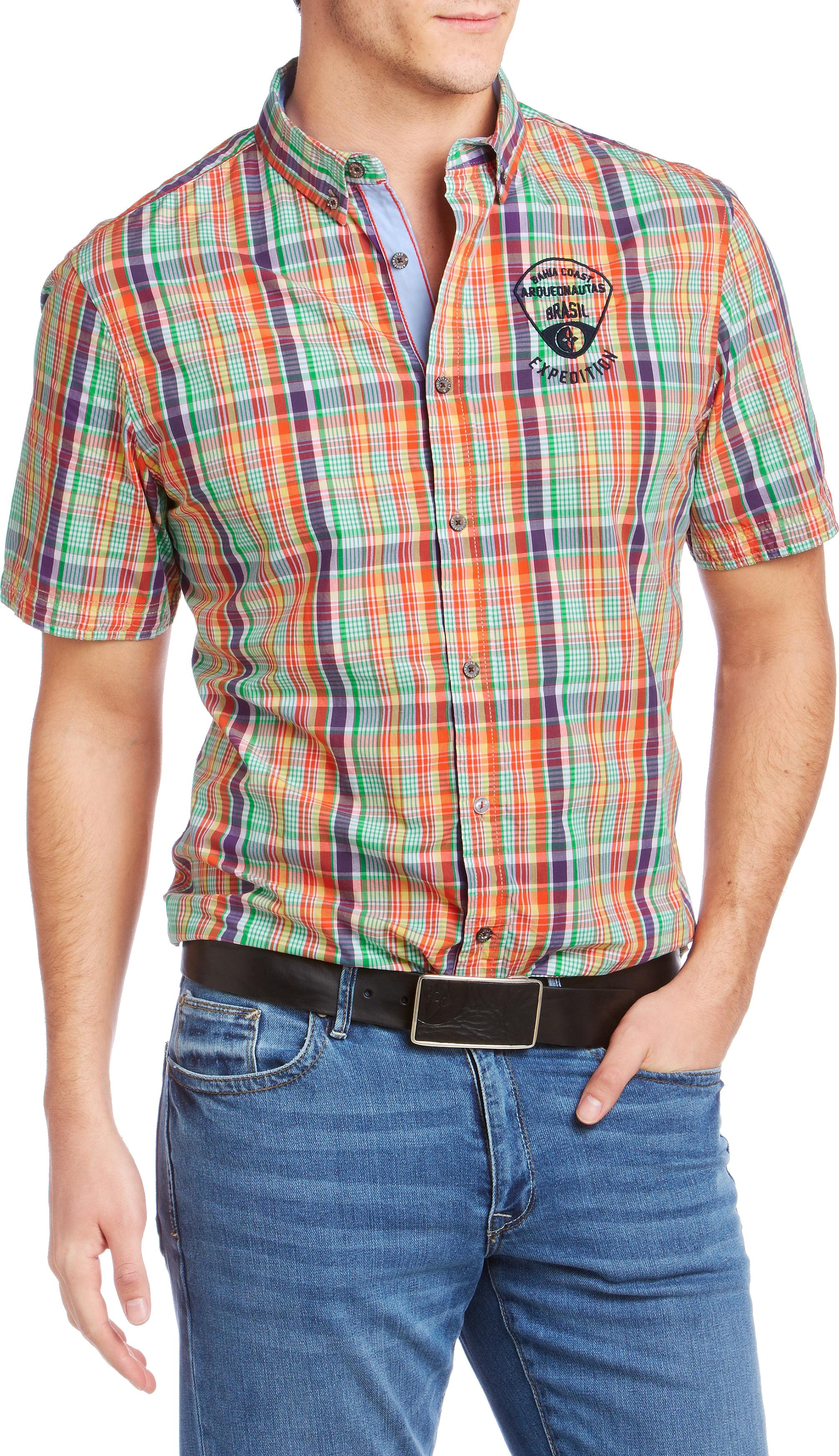 Men polo shirt PNG image