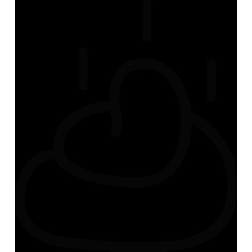 Какашка, кал PNG