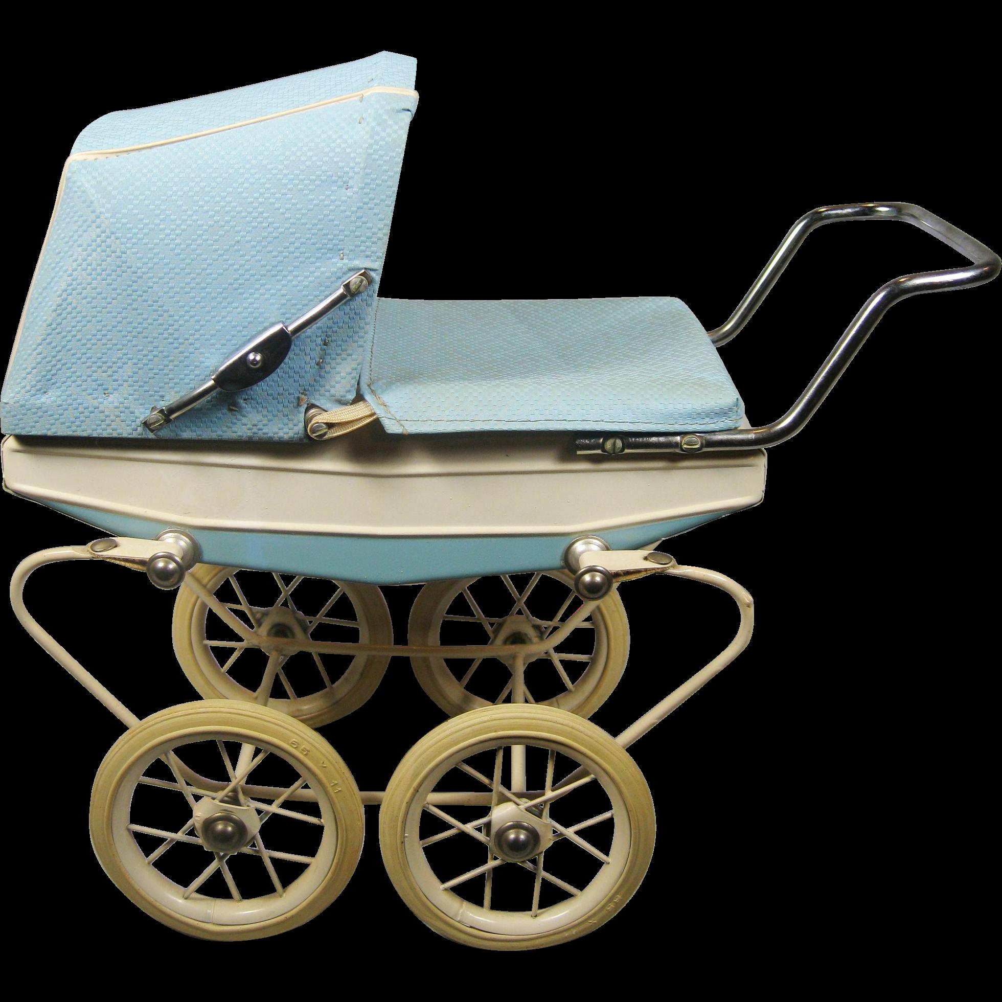 Детская коляска PNG