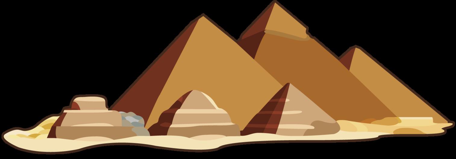 Пирамида PNG