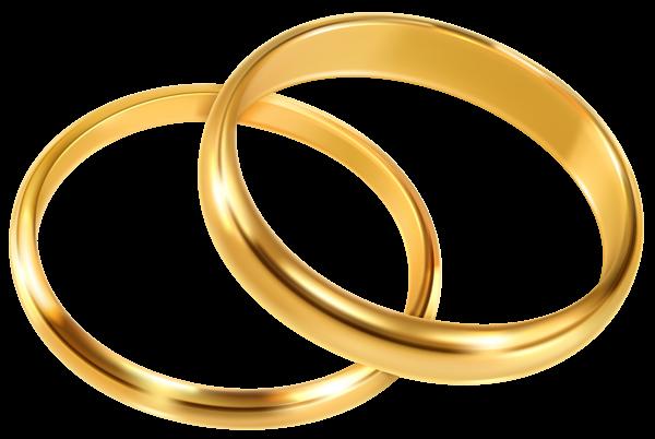 Обручальные кольца PNG