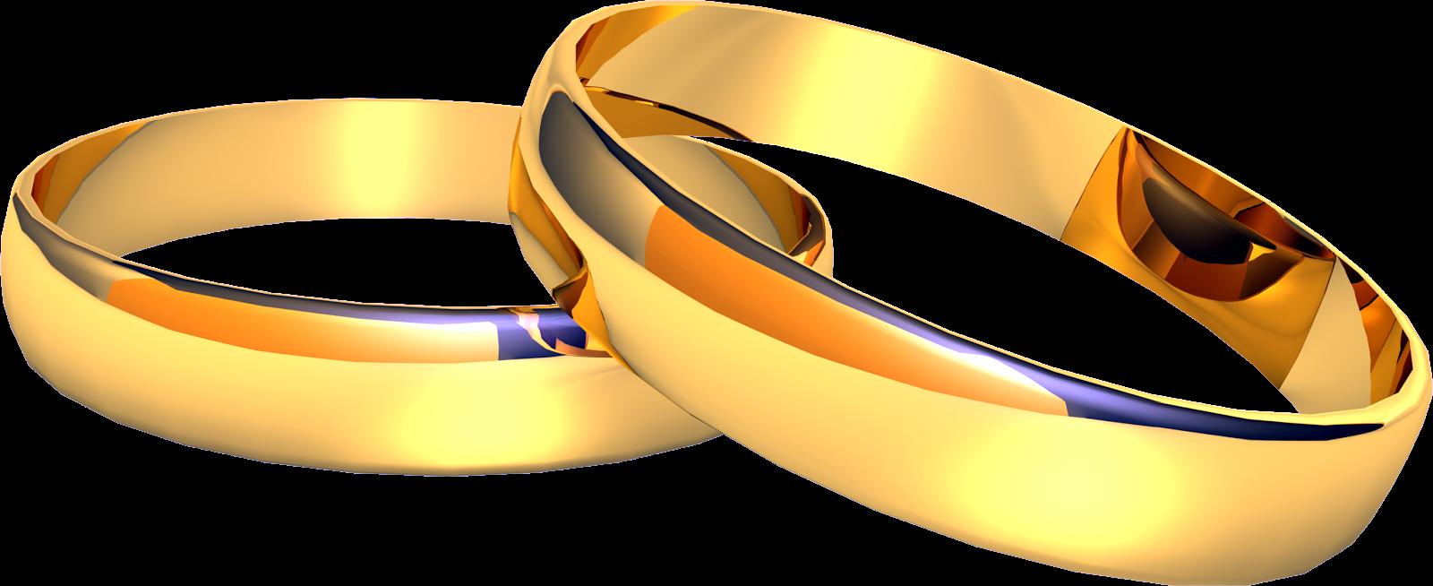 Обручальное кольцо PNG
