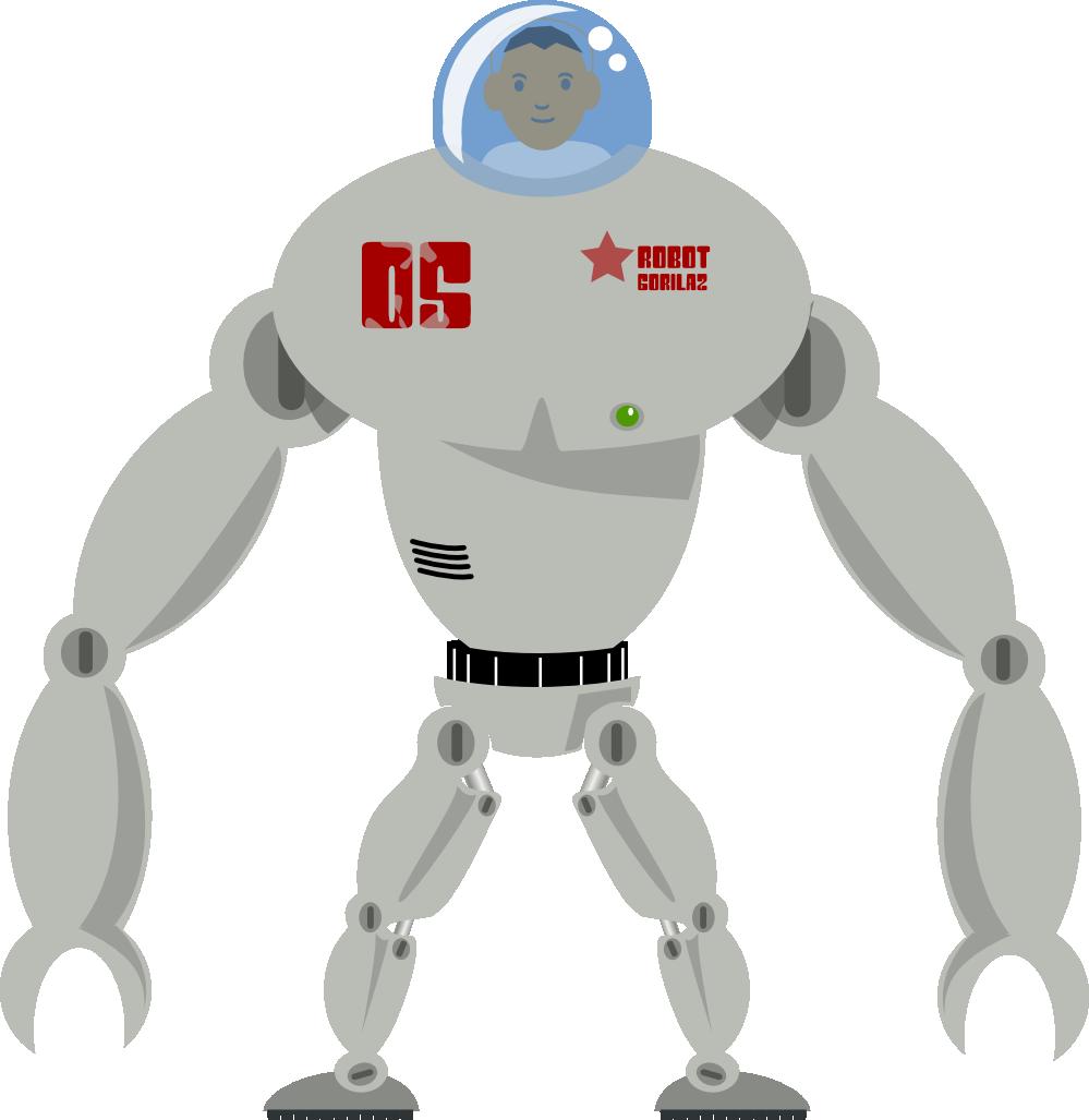 Робот PNG