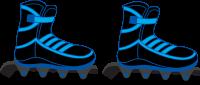 Роликовые коньки PNG