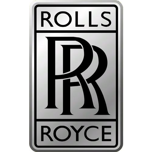 Rolls Royce логотип PNG