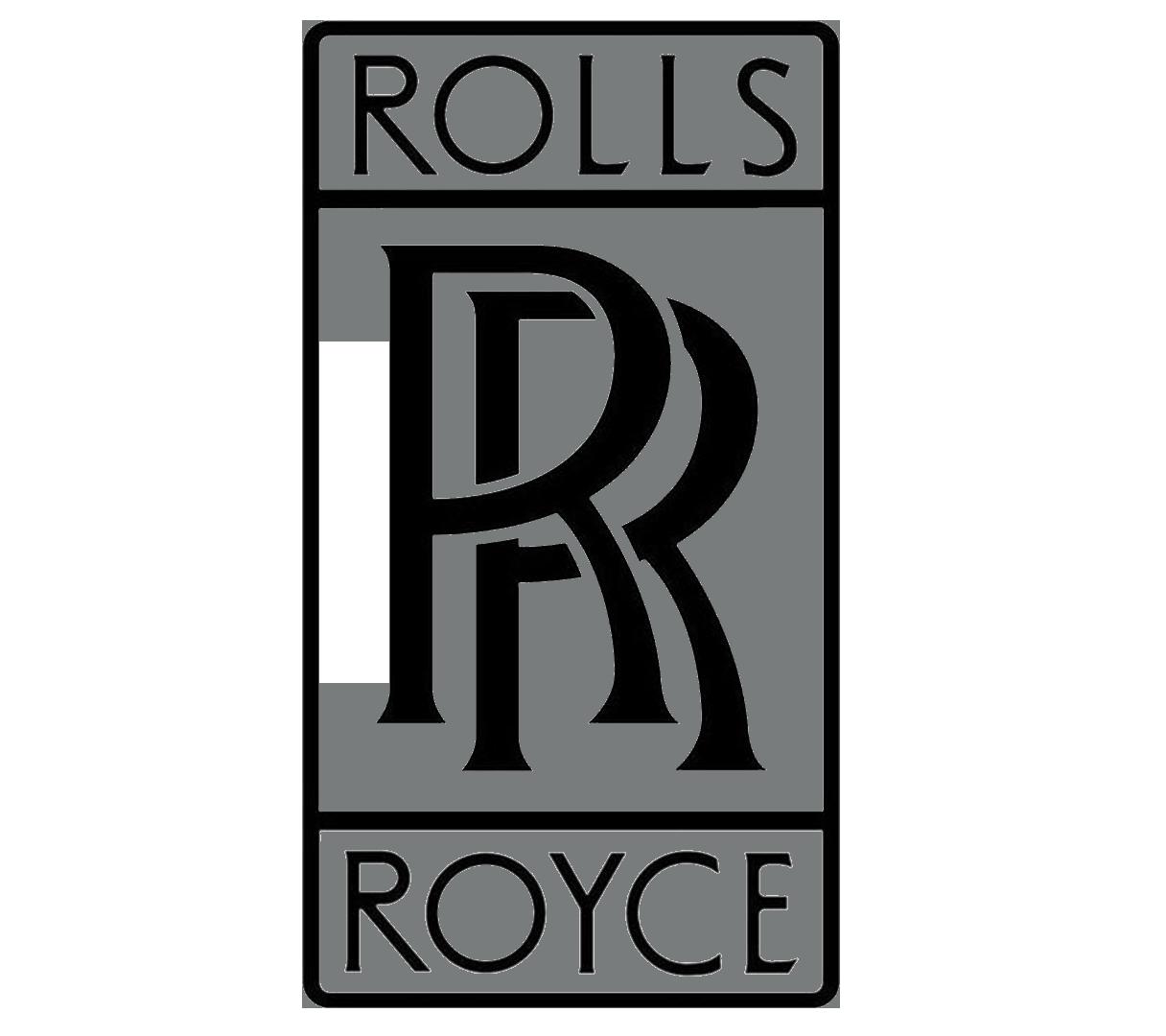 Rolls Royce logo PNG