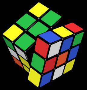 Собрать кубик, рубика легко!