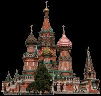 Москва PNG