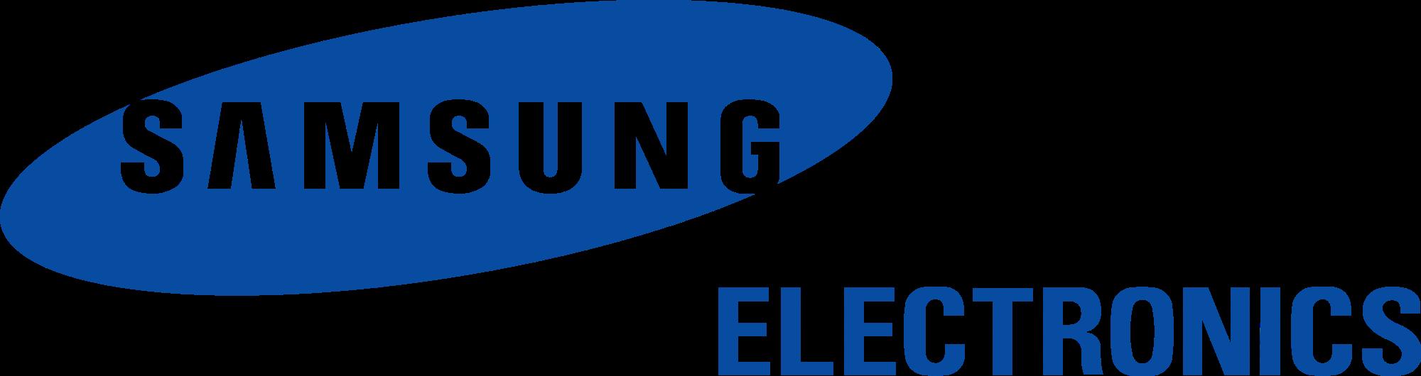 Samsung логотип PNG