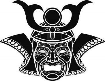 Самурай PNG
