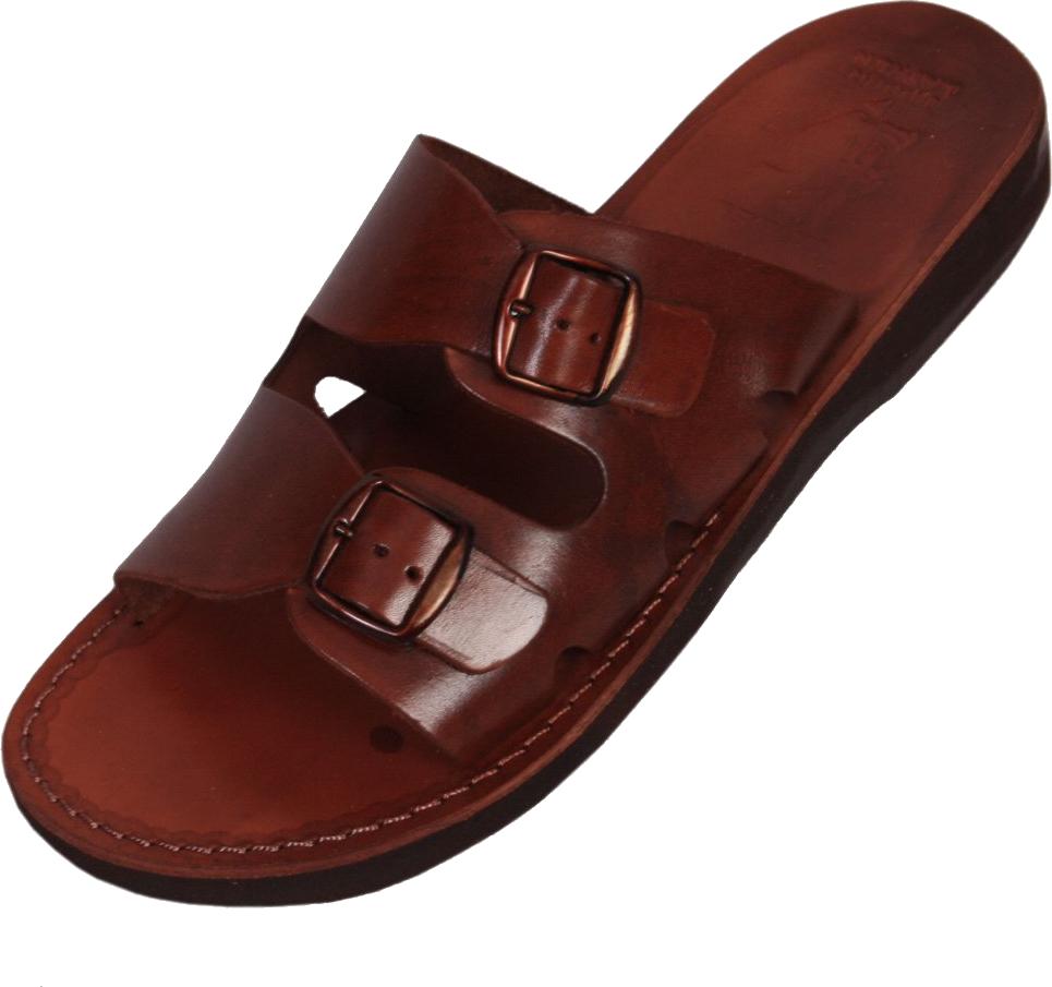 Кожаные сандалии PNG фото