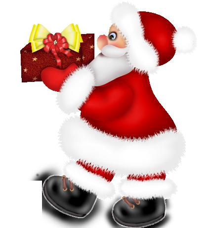 Санта Клаус PNG