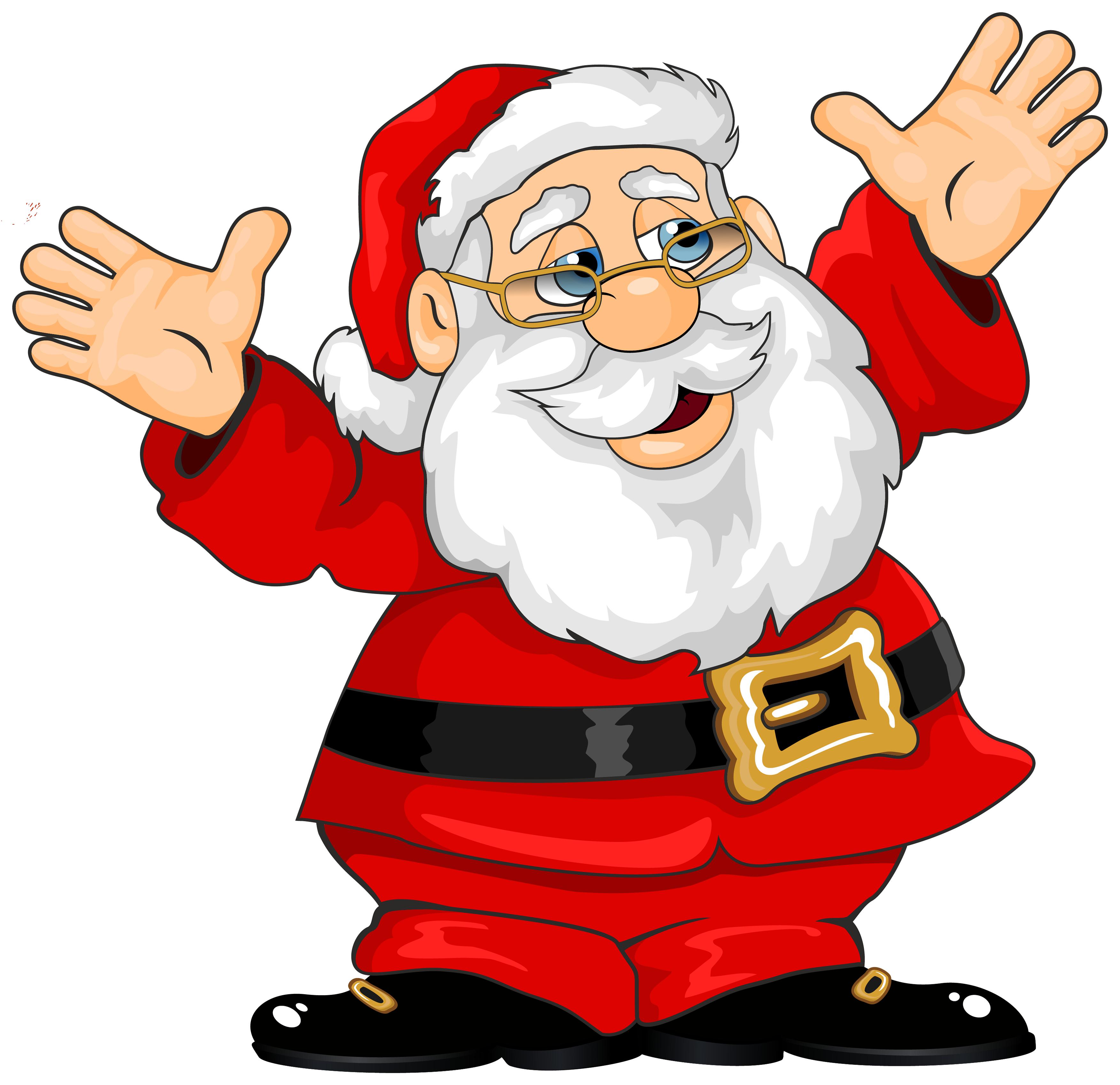 Дед мороз PNG, Санта Клаус PNG