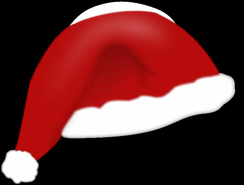 Шапка Санта Клауса PNG