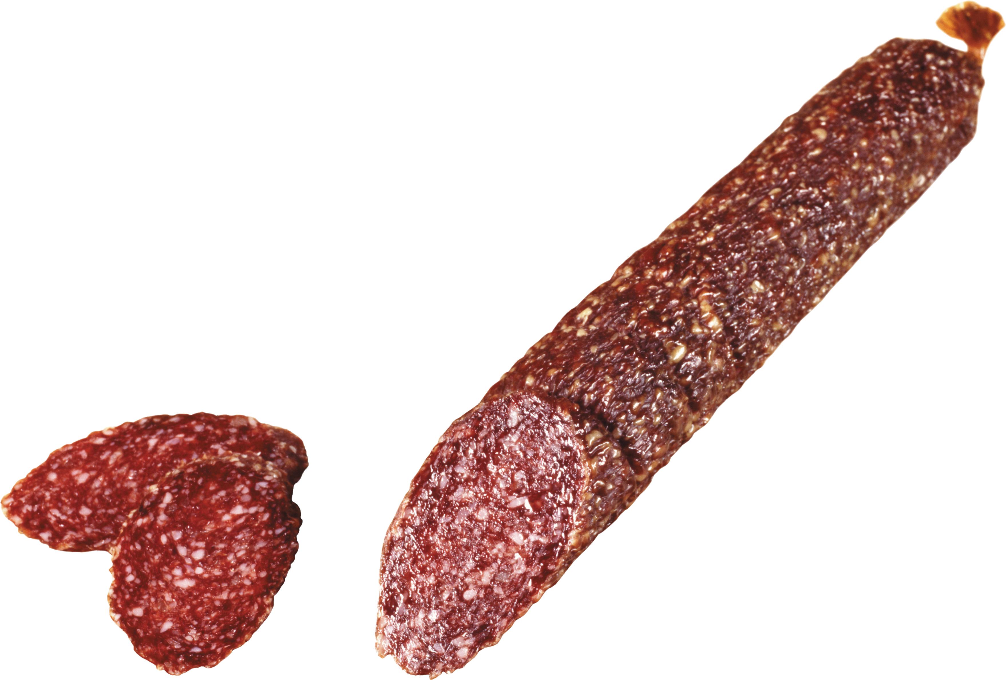 Колбаса, сосиски PNG фото