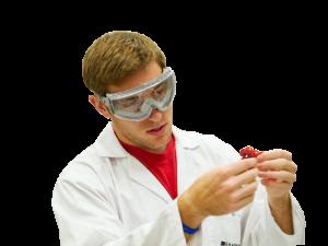 Ученый PNG