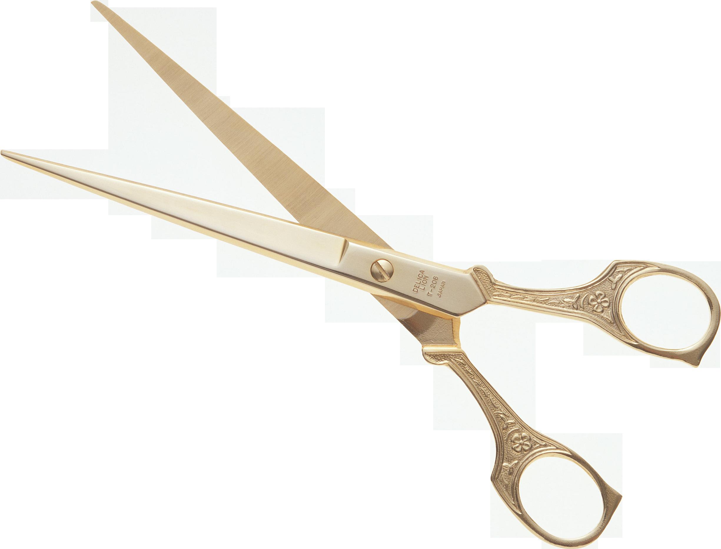 barber scissors png - photo #22