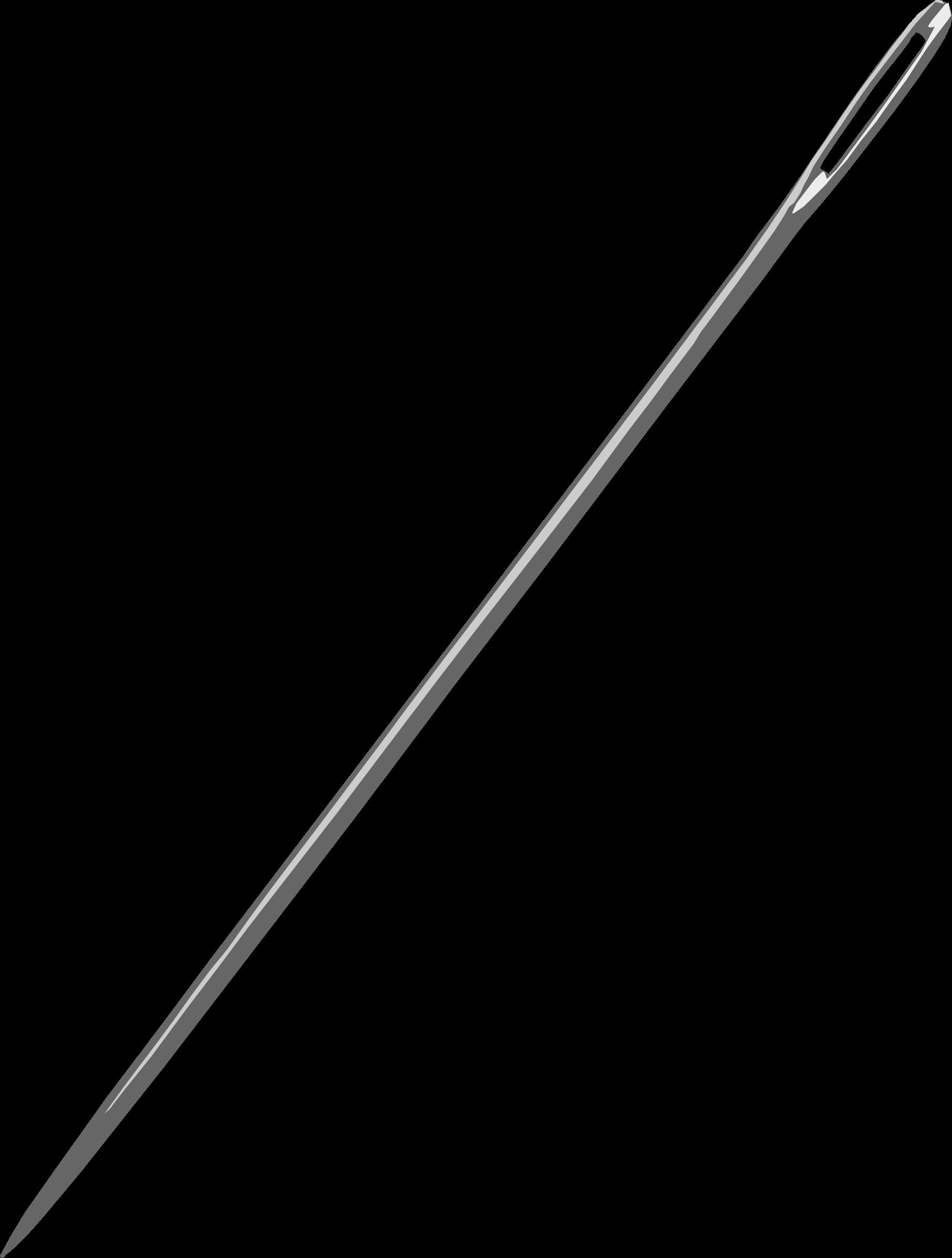 Швейная иголка PNG