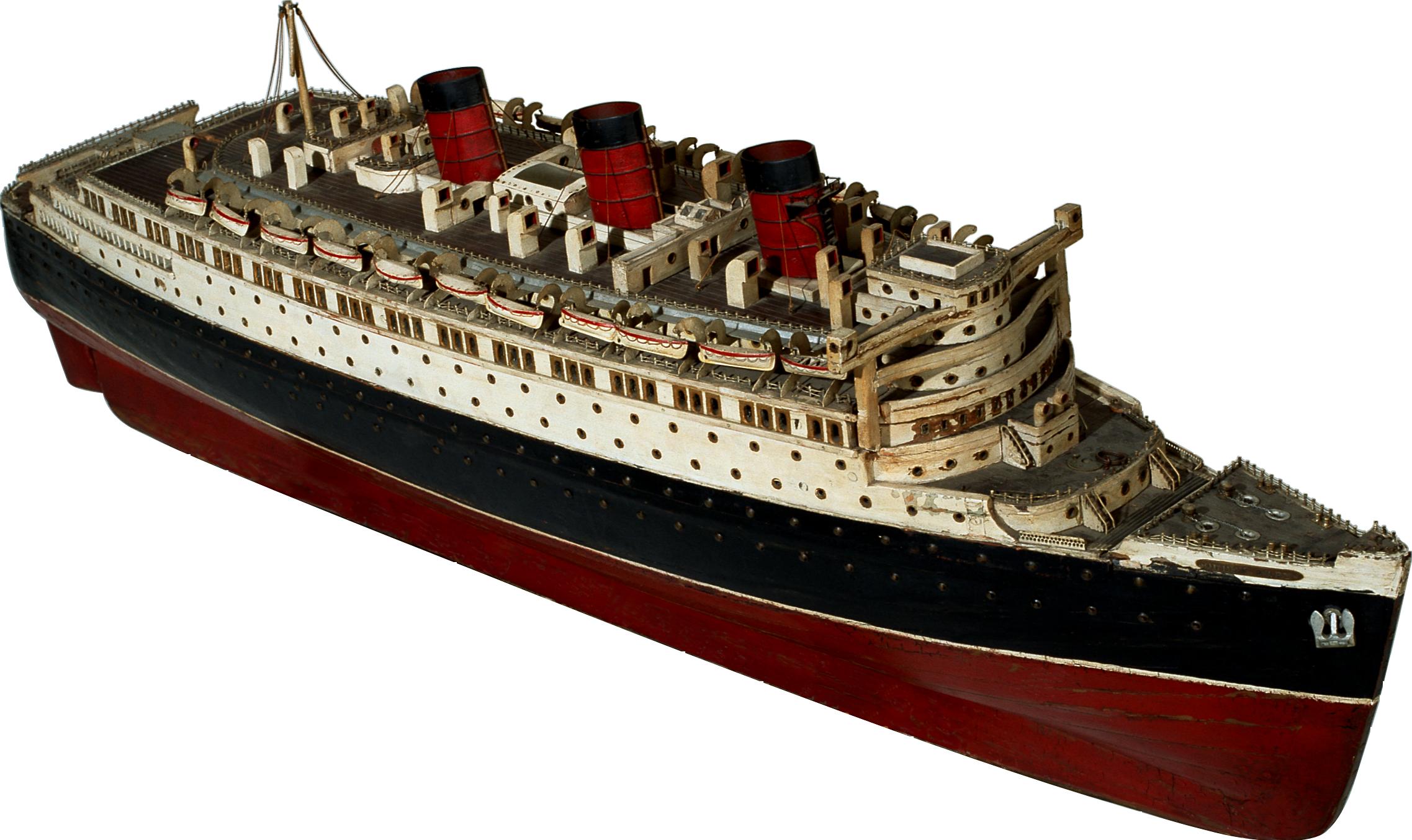 Корабль большой PNG изображение