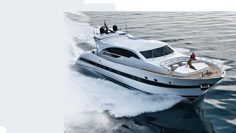 Яхта PNG фото