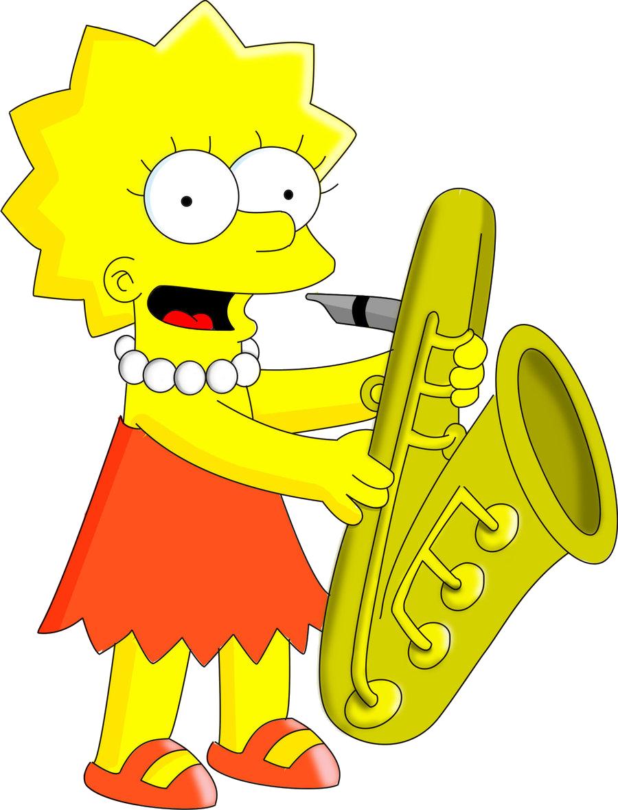 Симпсоны PNG