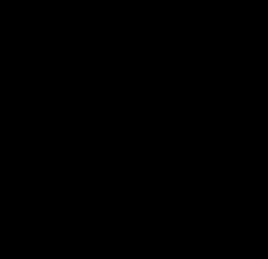 Череп и кости PNG изображение