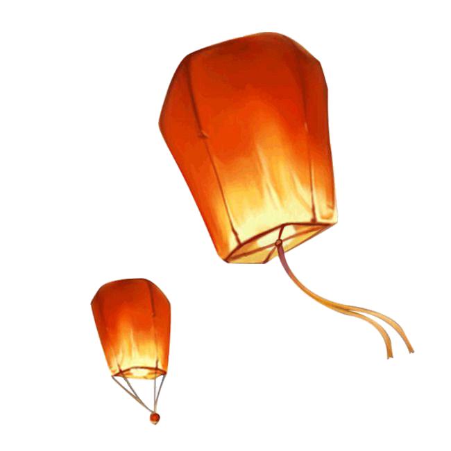 Небесный фонарик PNG