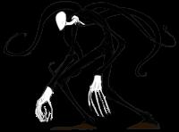 Слендермен PNG