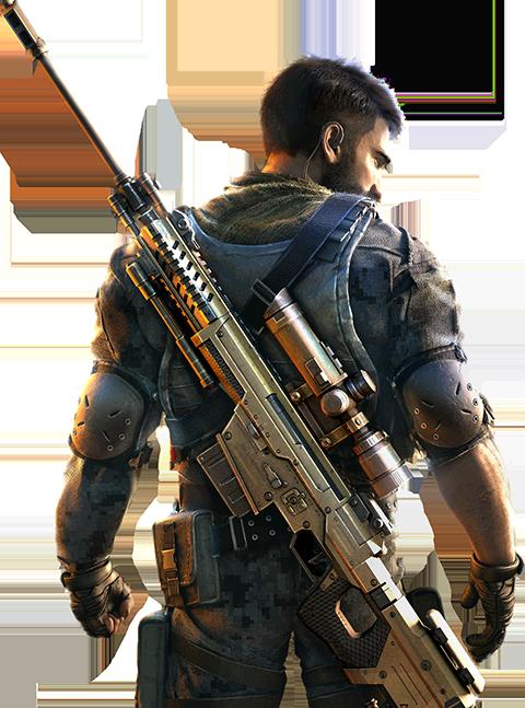 Sniper PNG images Download