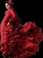 Испания фламенко PNG