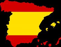 Испания карта PNG