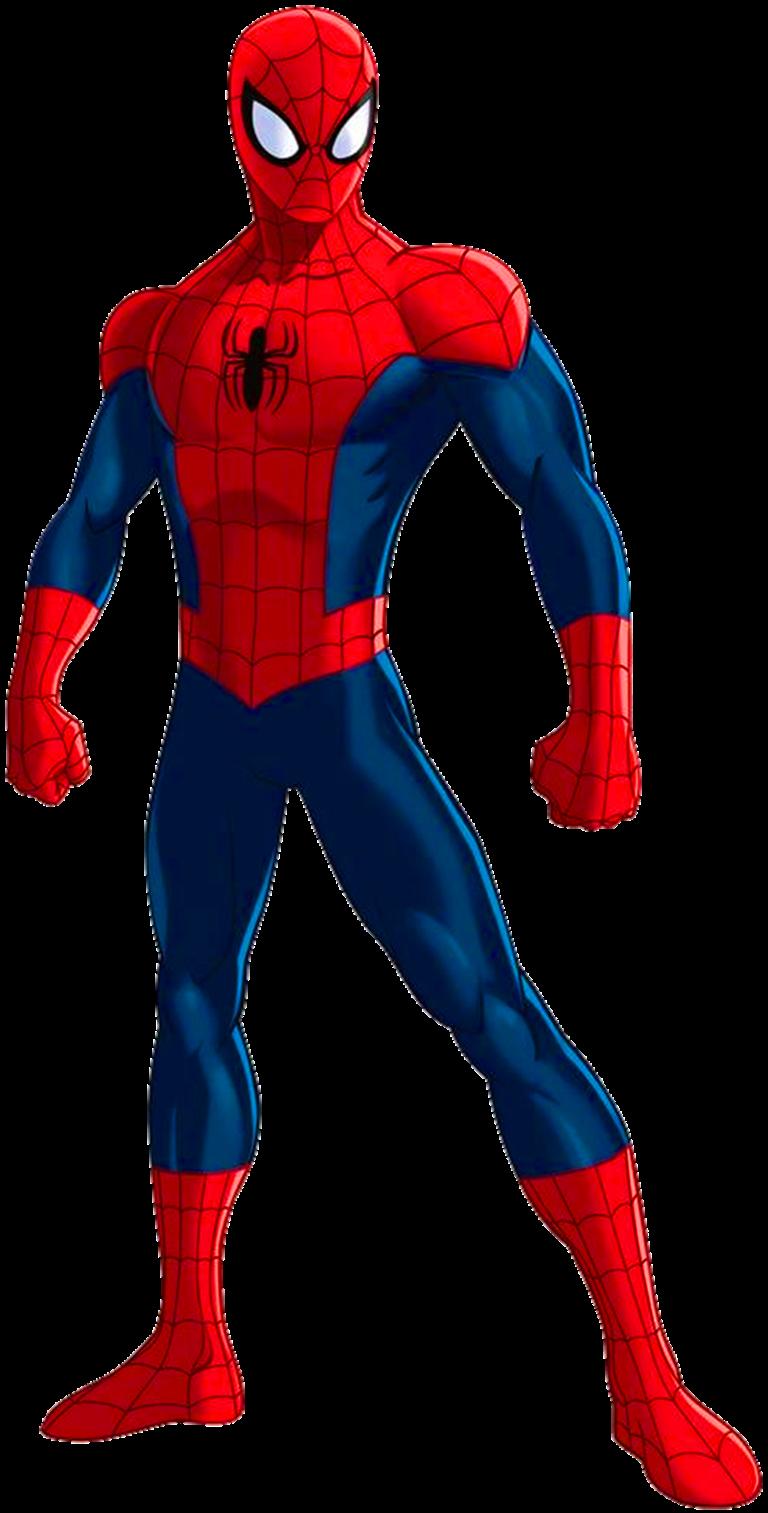Человек-паук PNG