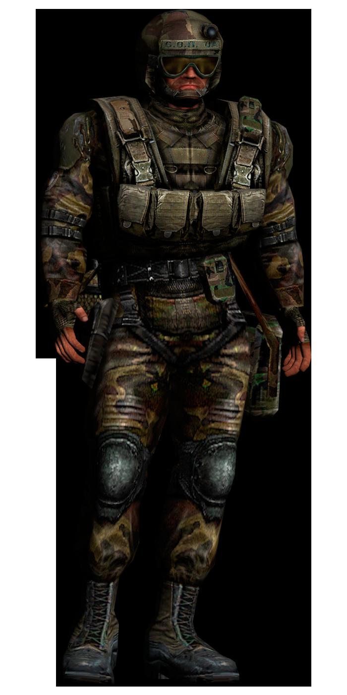 S.T.A.L.K.E.R. PNG, Stalker PNG