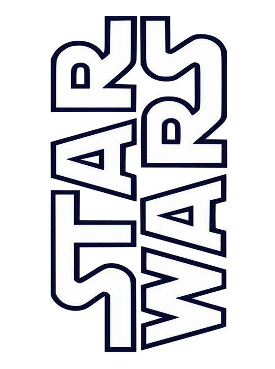 Star wars логотип PNG