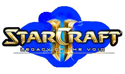 Starcraft 2 логотип PNG