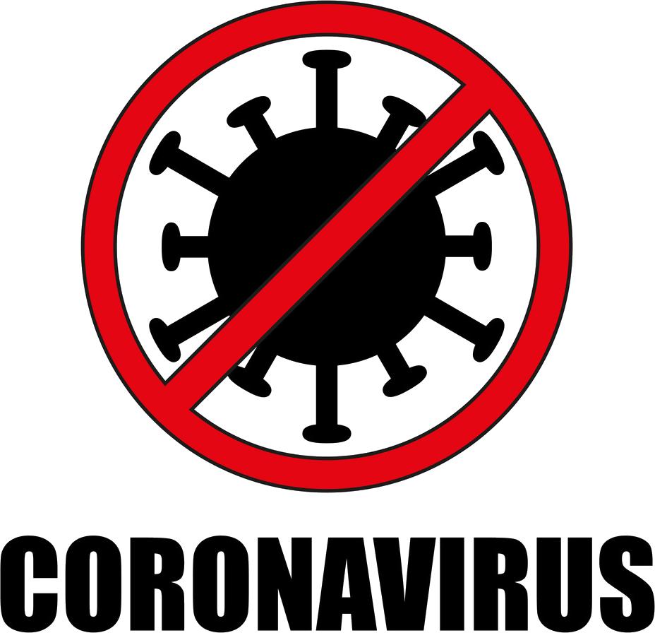 Стоп коронавирус! PNG