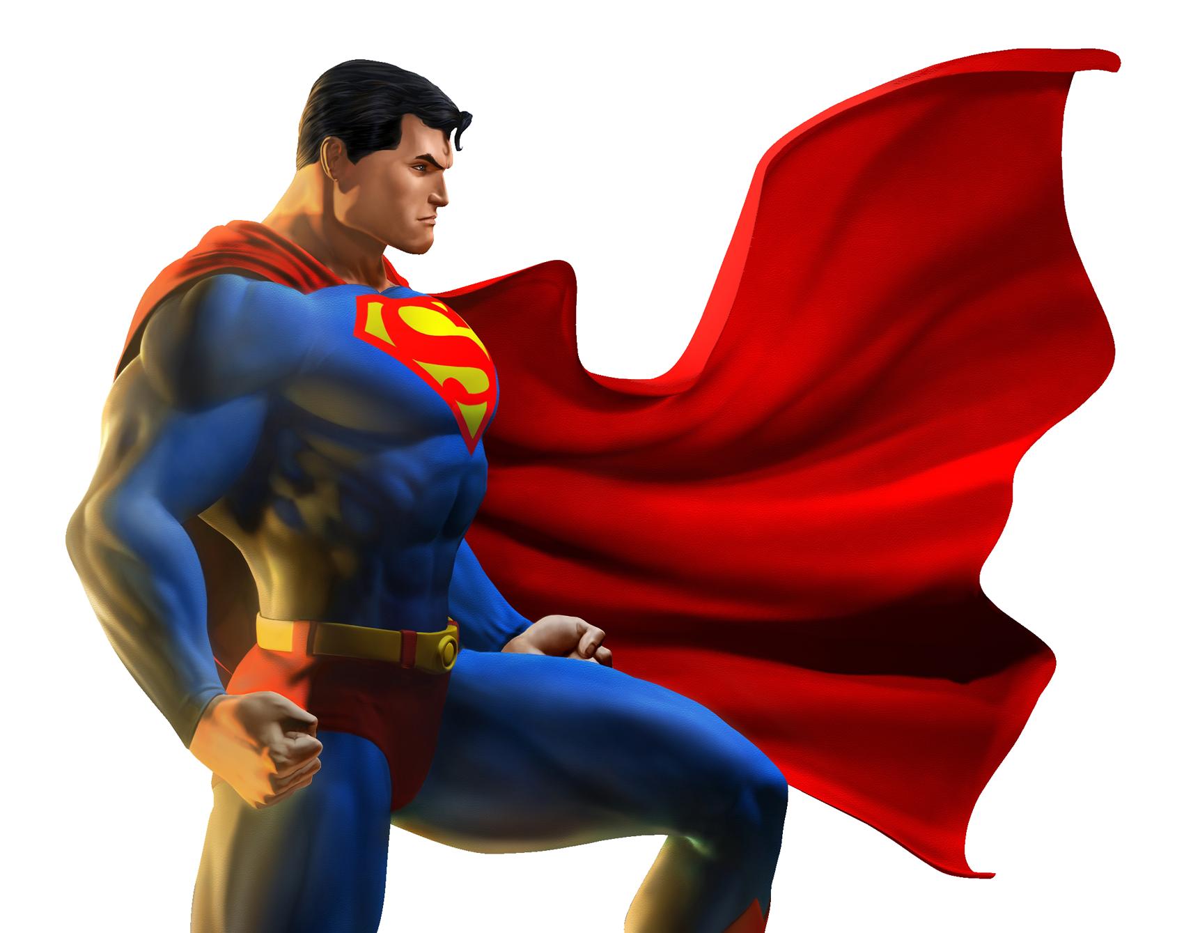 Супермен PNG