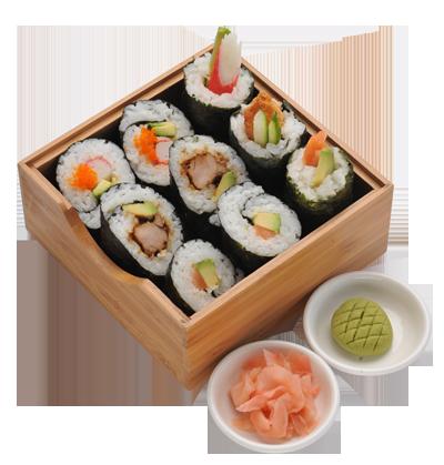 Sushi png images free download - Credence en verre transparent cuisine ...