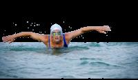 Пловец PNG