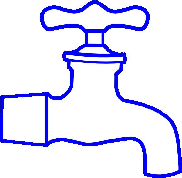 Водопроводный кран PNG