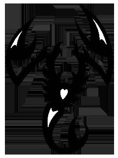 Татуировка скорпион PNG фото