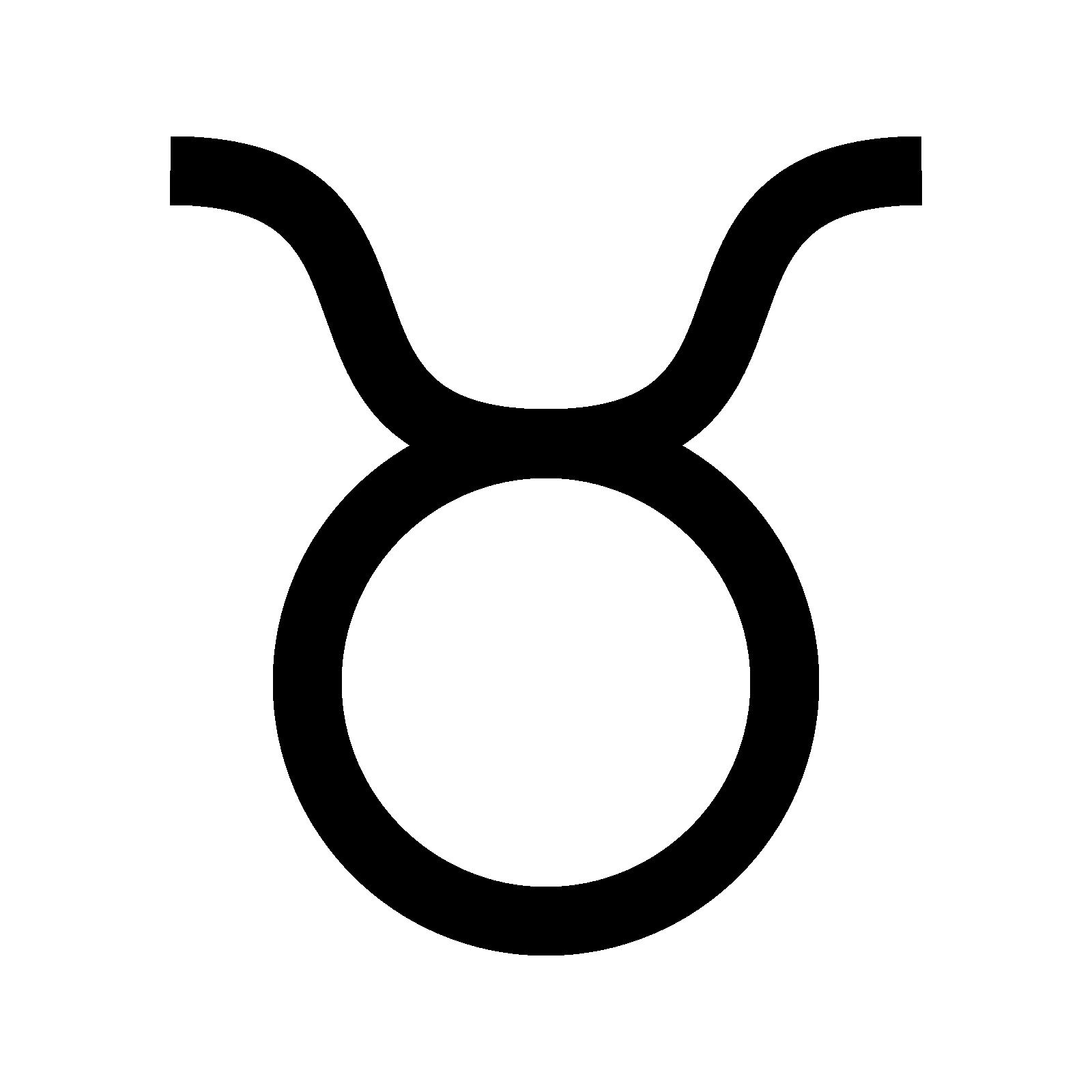 Телец PNG