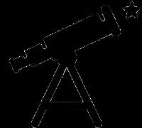 Телескоп PNG